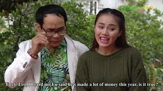 Hài Tết 2018   TẾT VUI PHẾT   MR LÙ   Phim Hài Tết Mới Hay Nhất 2018