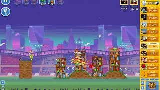 Angry Birds Friends/ Football in Russia tournament, week 317/A, level 4