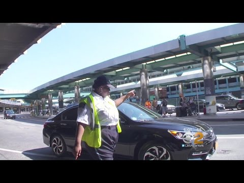 CBS2 Investigates: Airport Uber Scammers