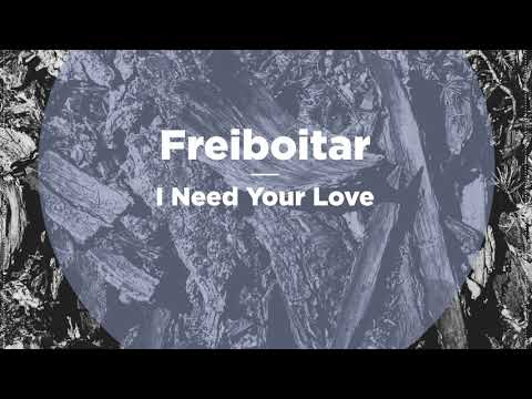 Freiboitar - There Must be Something   NBR065