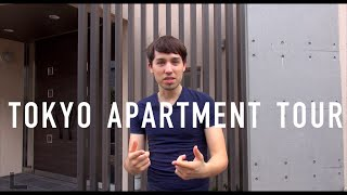 Tokyo Living! Detailed Tour + What to Expect @$2000/Month