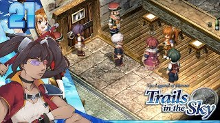 TLoH: Trails in the Sky - Episode 21『Shifting Gears』