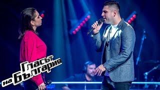 Aleksandar vs Tsveti - We Don't Talk Anymore | Battles | The Voice of Bulgaria 2020