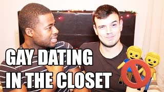 Dating Someone In The Closet | Gay Couple
