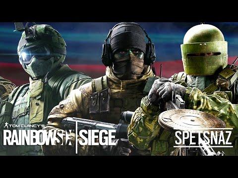 Spetsnaz Wallpaper Hd Inside Rainbow 5 The Spetsnaz Unit Tom Clancy S