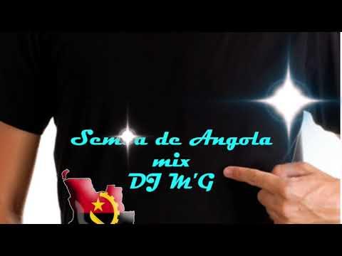 SEMBA DE ANGOLA MIX   DJ M'G