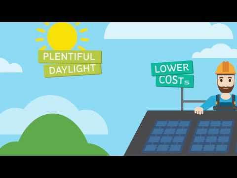 Electric Ireland Explains how Solar PV (Photovoltaic) Works