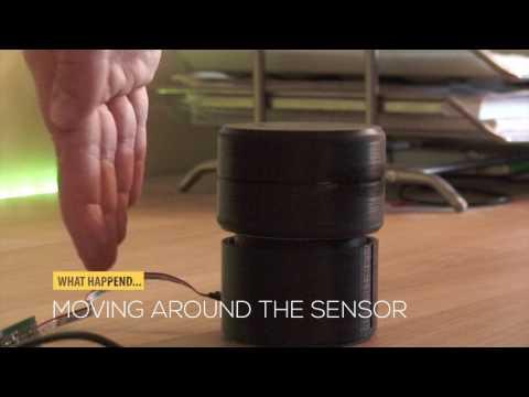 Project: OpenLidar - a opensource rotating lidar sensor