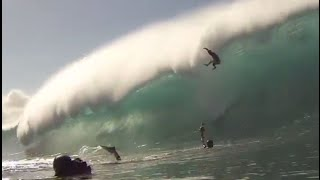 Dangers of Surfing Pipeline- Shaun Tomson Thumbnail