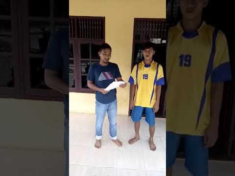 Deklarasi Anti Hoax Masyarakat Desa Balai Pungut Kec.Pinggir