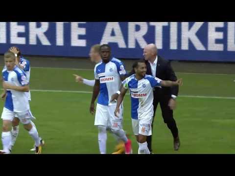 Raiffeisen Super League 3. Spieltag FC Luzern-GCZ 2:2