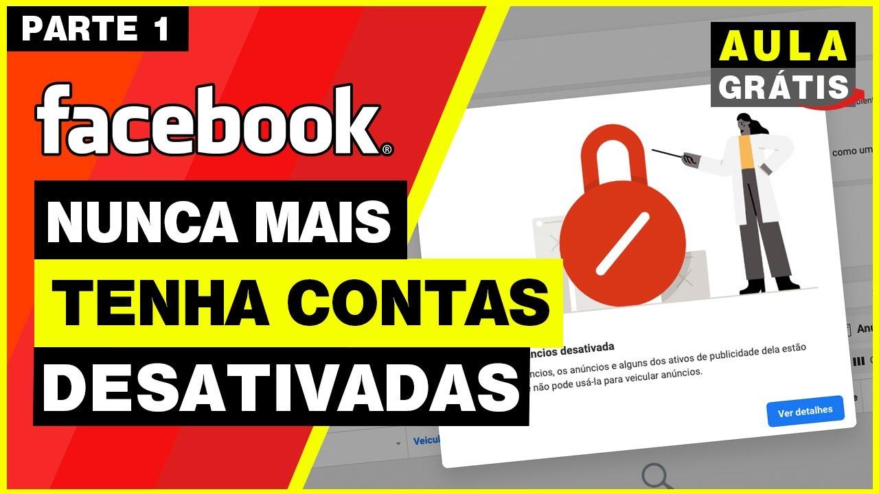 Download [AULA GRÁTIS] Nunca mais tenha um Conta de Anúncios BLOQUEADA - Facebook Ads & Instagram Ads 2021