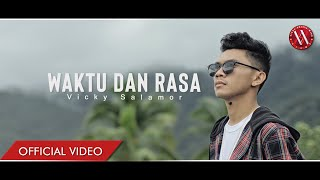 VICKY SALAMOR - Waktu Dan Rasa (Official Music Video)