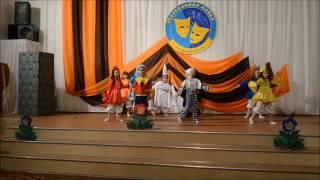 Спектакль по мотивам сказки А. Толстого «Приключение Буратино и его друзей»