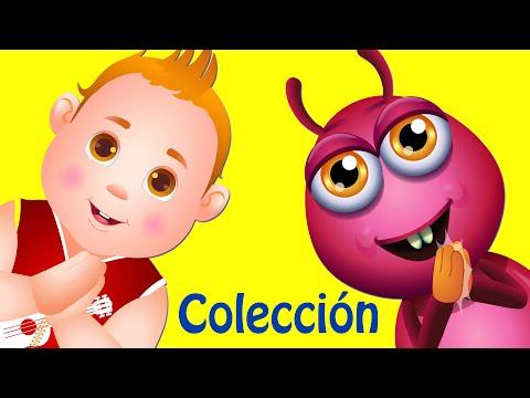 SI TÚ ESTÁS MUY FELIZ APLAUDE ASÍ   Canciones Infantiles Populares Colección   ChuChu TV