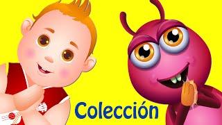 SI TÚ ESTÁS MUY FELIZ APLAUDE ASÍ | Canciones Infantiles Populares Colección | ChuChu TV