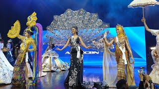 TOP 10 Best in NATIONAL COSTUME Binibining Pilipinas 2019