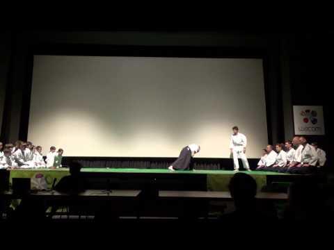 Japanizam2014, dan 3 : Aikido radionica