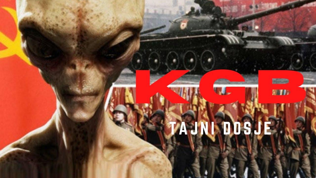 TAJNI KGB VIDEO: Nevjerojatan video PIRAMIDA NLO-a koji dolazi iz Rusije!