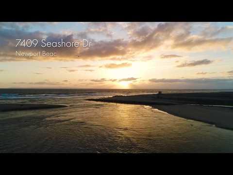 7409 Seashore Drive Newport Beach, CA 92663 For Sale