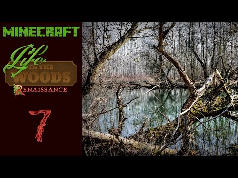 Life In The Woods Renaissance - Ep 7 The Fork In The Road
