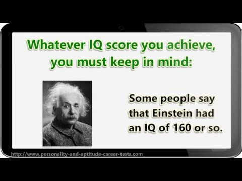 What is the average IQ of a 13-year-old?