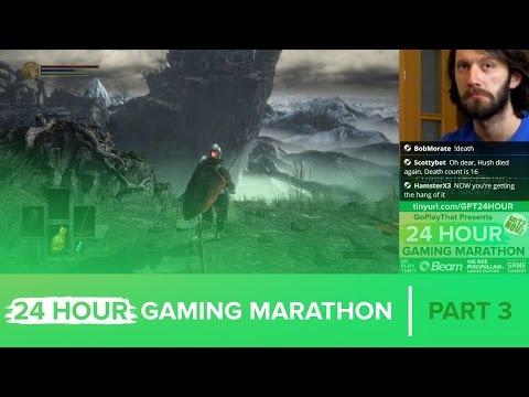 24 HOUR GAMING MARATHON [Part 3 of 11] (Charity Stream)
