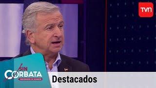 Ministro Felipe Larraín se refiere al escenario actual de la economía chilena  | Sin corbata