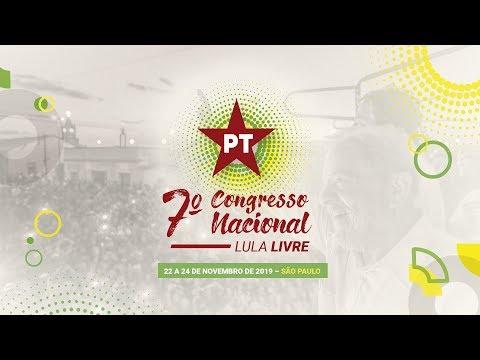 Resultado de imagem para 7 congresso pt