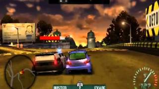 Need For Speed Carbon (PSP)  - Обзор