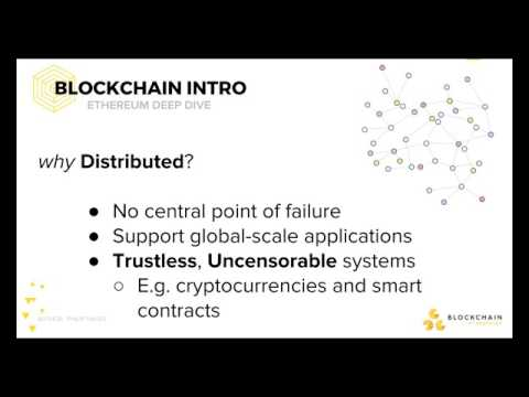 Deep Dive: Ethereum and Smart Contracts