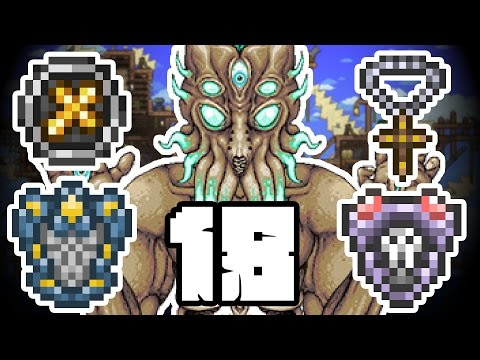 HEALER VS MOONLORD! - Ep.18 TERRARIA MULTIPLAYER [STREAM]