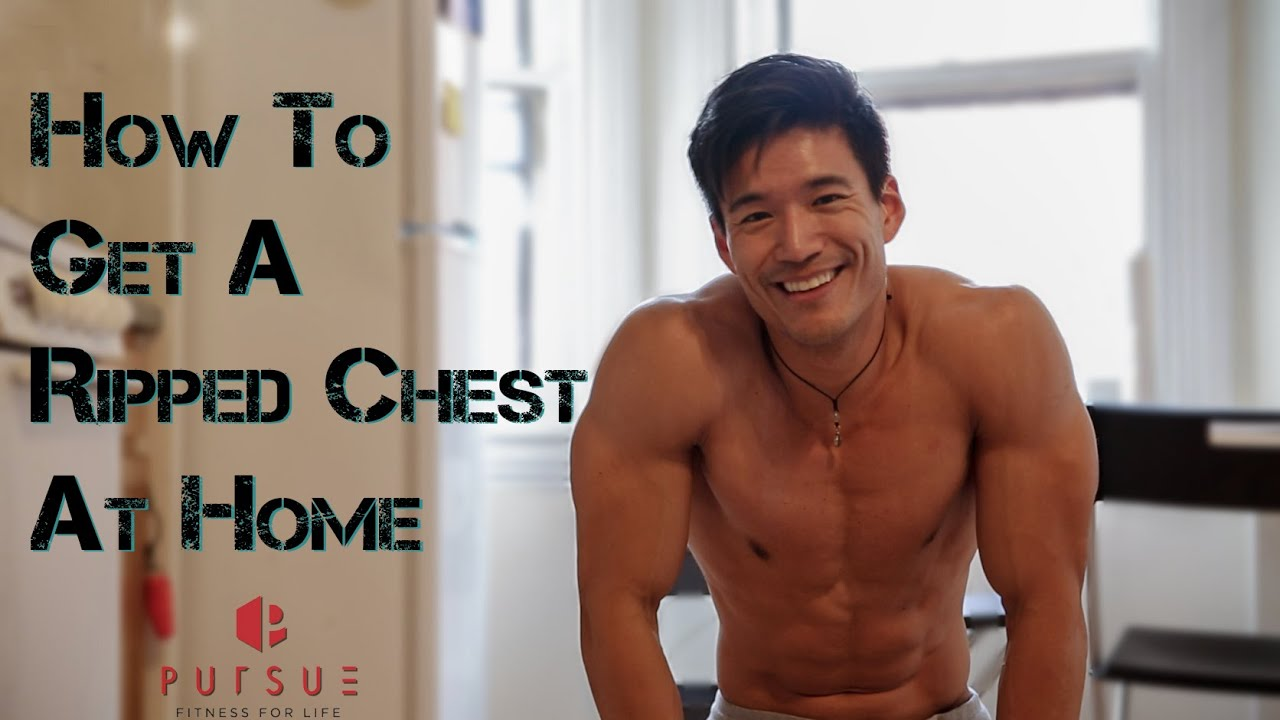 how to get a ripped six pack at home