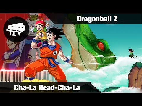 Dragonball Z - Cha-La Head-Cha-La - Piano Version