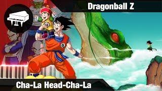 Dragonball Z - Cha-La Head-Cha-La - Piano Version