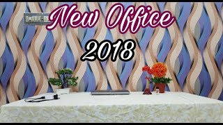 New Office Tour 2018