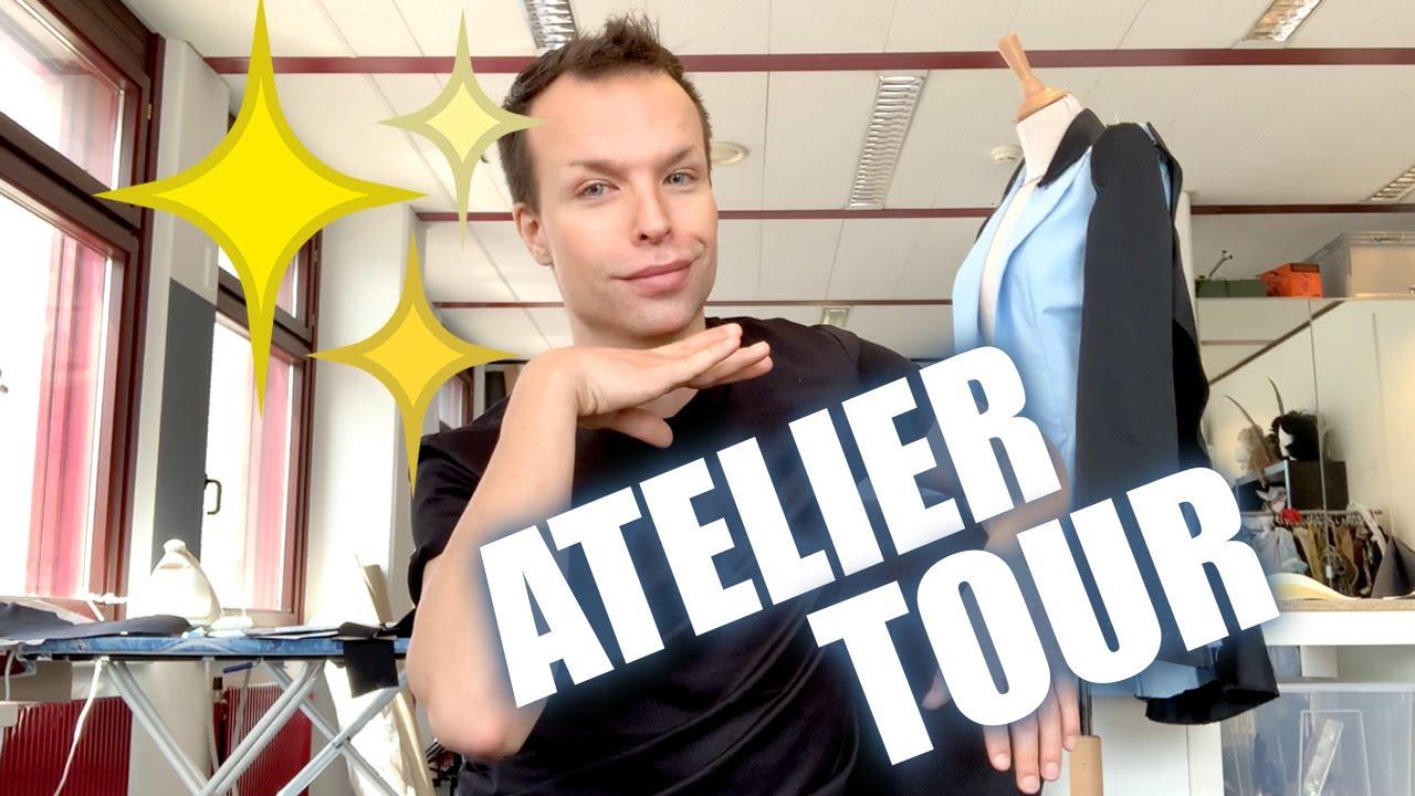 Atelier Tour | Circus Creative Space