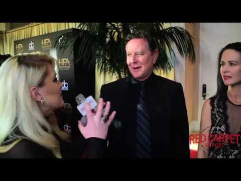 Judge Reinhold interviewed at the 19th Annual Hollywood Film Awards #HollywoodAwards