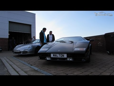 Specialist Cars of Malton - Lamborghini Countach, BMW 3.0 CSL and More!