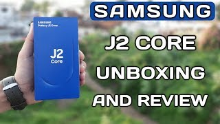 Samsung Galaxy J2 Core Unboxing And Review