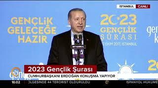 Cumhurbaşkanı Erdoğan, Hz. Lokman'ın oğluna tavsiyelerini hatırlattı