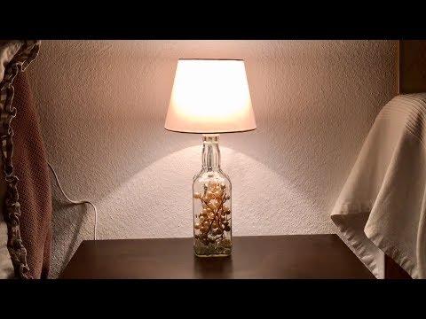 jack daniels lampe selber bauen diy how to anleit doovi. Black Bedroom Furniture Sets. Home Design Ideas