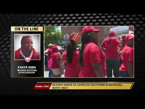 Nehawu to march to the North West Legislature