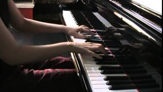 Persona 4 - Your Affection piano arrangement