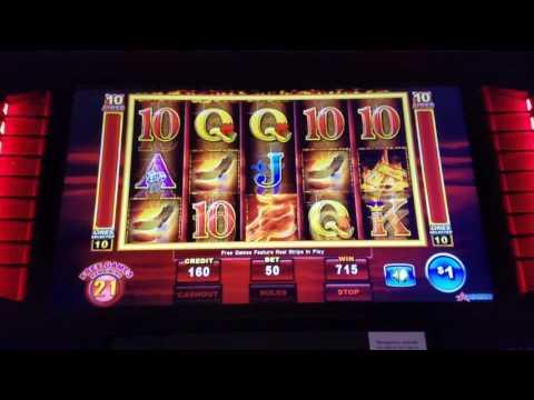 Mustang Money 2 high limit slot jackpot handpay  $50 max bet bonus 3 retriggers!