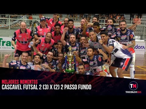 INTER 2 x 1 Passo Fundo - Gols - Gauchão 2016 - 11/02/2016 from YouTube · Duration:  2 minutes 37 seconds