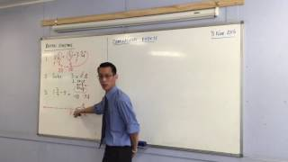 Review Questions (Working through Subtraction of fractional numbers)