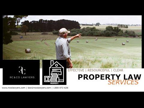 PROPERTY LAW SERVICES | PUBLICITY FEATURE