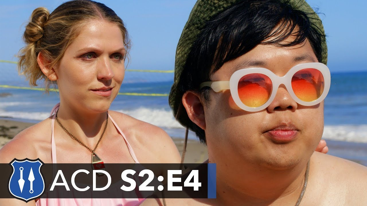 The Beach Episode - Anime Crimes Division S2, Ep. 4