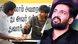Enna Andha Kolandhaikku 20 Vaisu Irukuma Polladhavan? Santhanam At Sakka Podu Podu Raja Audio Launch